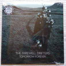 Discos de vinilo: THE FAREWELL DRIFTERS - '' TOMORROW FOREVER '' LP + DOWNLOAD USA 2014 SEALED. Lote 97160495