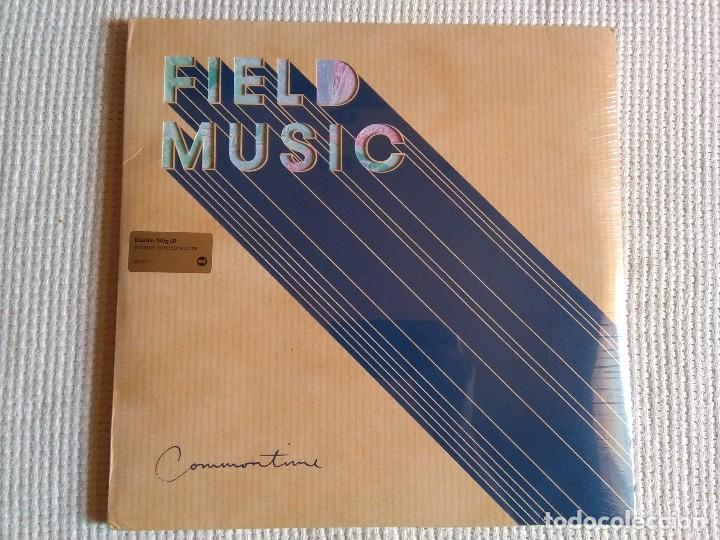 FIELD MUSIC - '' COMMONTIME '' 2 LP + DOWNLOAD 180GR. EU 2016 SEALED (Música - Discos - LP Vinilo - Pop - Rock Extranjero de los 90 a la actualidad)