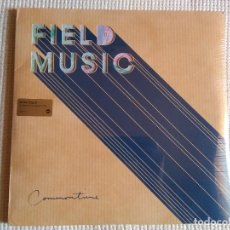 Discos de vinilo: FIELD MUSIC - '' COMMONTIME '' 2 LP + DOWNLOAD 180GR. EU 2016 SEALED. Lote 97160875