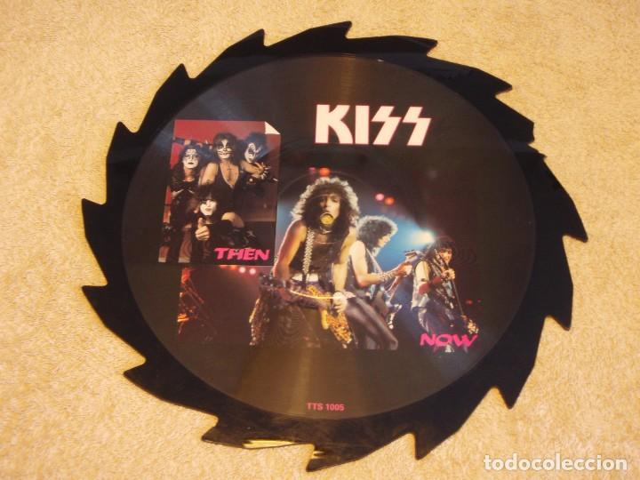 KISS ''LIMITED EDITION PICTURE DISC'' ( THEN NOW ) ENGLAND-1988 LP33 TELL TALES (Música - Discos - LP Vinilo - Heavy - Metal)