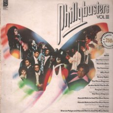 Discos de vinilo: PHILLY BUSTERS - PHILLY BUSTERS - VOL III - LP. Lote 97215431
