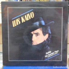 Discos de vinilo: LUIS KALVO. PERFIDIA. RAYA RECORDS 1987. MAXI-SINGLE. Lote 97230255