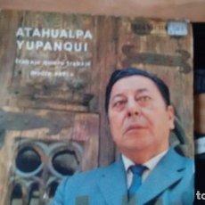 Discos de vinilo: SINGLE (VINILO) DE ATAHUALPA YUPANQUI AÑOS 60. Lote 97238775