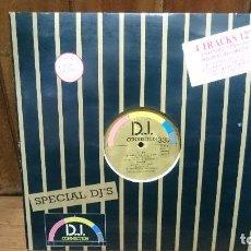 Discos de vinilo: D.J.CONNECTION.AÑO 1988. Lote 97239019