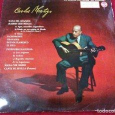 Discos de vinilo: VINILO CARLOS MONTOYA. 1961. Lote 97243223