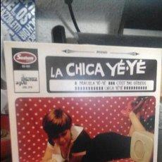 Discos de vinilo: LA CHICA YÉ-YÉ – DRACULA YÉ-YÉ. Lote 97268215