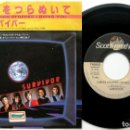 Discos de vinilo: SURVIVOR - I NEVER STOPPED LOVING YOU - SINGLE SCOTTI BROS. 1984 PROMO JAPAN (EDICION JAPONESA) BPY. Lote 97295995