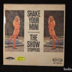 Discos de vinilo: THE SHOW STOPPERS - SHAKE YOUR MINI / HEARTBREAKER - SINGLE. Lote 97300475