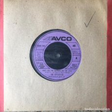 Discos de vinilo: THE STYLISTICS - CAN'T GIVE YOU ANYTHING (BUT MY LOVE) . SINGLE . 1975 UK. Lote 97308095