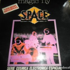 Discos de vinilo: SPACE - MAGIC FLY LP - ORIGINAL ESPAÑOL - HISPAVOX RECORDS 1977 - ESTEREO -. Lote 97308971