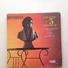Discos de vinilo: BEETHOVEN - CONCERTO Nº5 EMPEREUR: HORST STEIN . Lote 97309583