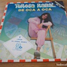 Discos de vinilo: TERESA RABAL. DE OCA A OCA.. Lote 97314439