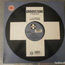 Discos de vinilo: GROOVEZONE - EISBAER 12'' DISCO DE VINILO. Lote 97320123