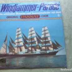 Discos de vinilo: WINDJAMMER. PARADE. HISPAVOX, 1979. ESPAÑA. LP VINILO. Lote 97320151