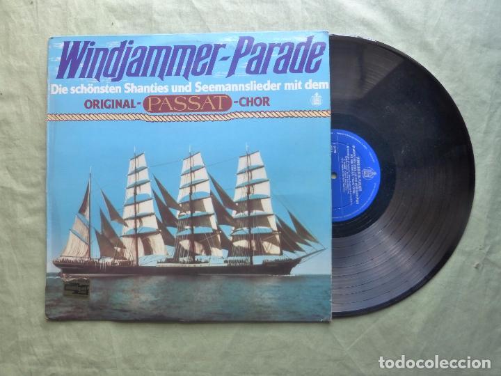 Discos de vinilo: WINDJAMMER. PARADE. HISPAVOX, 1979. ESPAÑA. LP VINILO - Foto 3 - 97320151