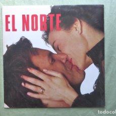 Discos de vinilo: EL NORTE. ENTRE TÚ Y YO UN DIAMANTE ES PARA SIEMPRE. CBS, 1988. ESPAÑA. MAXI SINGLE VINILO. Lote 97323099