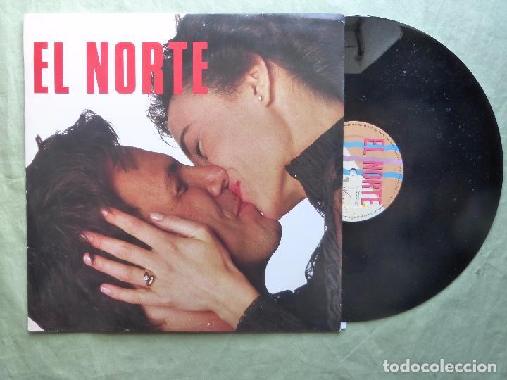 Discos de vinilo: EL NORTE. ENTRE TÚ Y YO UN DIAMANTE ES PARA SIEMPRE. CBS, 1988. ESPAÑA - MAXI SINGLE VINILO - Foto 3 - 97323099