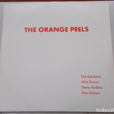 Discos de vinilo: THE ORANGE PEELS - THE ORANGE PEELS - LP - REEDICIÓN - GARAGE SURF INSTRUMENTAL. Lote 97329427