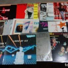 Discos de vinilo: LOTE 26 VINILOS AÑOS 80 Y 90 VARIADOS - VER FOTOS - BUEN ESTADO GENERAL. Lote 97330767