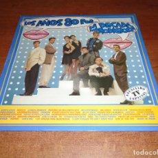 Discos de vinilo: LP. LOS AÑOS 80 POR... LA DÉCADA PRODIGIOSA, HISPAVOX 1988. Lote 97338931