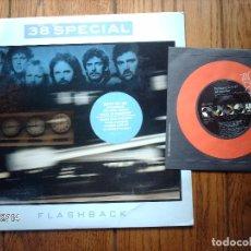 Discos de vinilo: 38 SPECIAL - FLASHBACK - EDICION USA - INCLUYE EP. Lote 97356355
