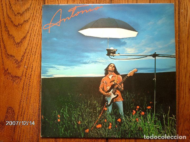 ANTONIO FLORES - NO DUDARIA + 8 - PROMOCIONAL (Música - Discos - LP Vinilo - Solistas Españoles de los 70 a la actualidad)