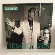 Discos de vinilo: LOS COYOTES DE VICTOR ABUNDANCIA - TOCANDO SUS ÉXITOS. Lote 97362680