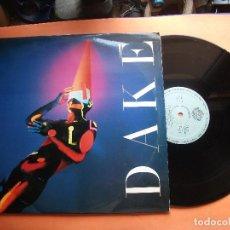 Discos de vinilo: DAKÉ - LP MOVIDA ASTURIANA 1986 SOCIEDAD FONOGRAFICA ASTURIANA . Lote 97383631
