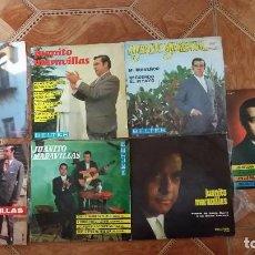 Discos de vinilo: JUANITO MARAVILLAS 7 DISCOS. Lote 97398715