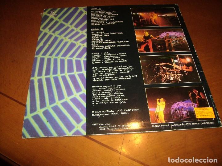 Discos de vinilo: LP : LA POLLA RECORDS : EN DIRECTO : SPAIN 1988 EX - Foto 2 - 97405611