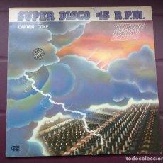 Discos de vinilo: FUTURE WORLD ORCHESTRA - CAPTAIN COKE. Lote 97419551