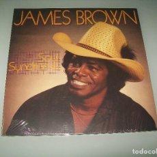 Discos de vinilo: JAMES BROWN - SOUL SYNDROME ...LP - FUNK SOUL - NUEVA EDICION PRECINTADO , NUEVO .. Lote 97424163