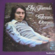 Discos de vinilo: ELY FORCADA SG DIRESA 1974 VOLVERAS/ OTRO PAIS (D-2 ??) - (ELY DE ALBA RECORDS??). Lote 277457533