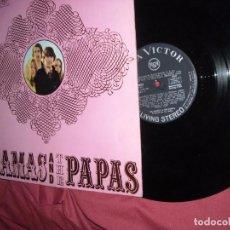 Discos de vinilo: MAMAS AND THE PAPAS - ED. ESPAÑA 1968 LP VER FOTOS. Lote 97432139