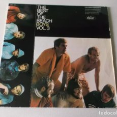 Discos de vinilo: BEACH BOYS THE BEST VOL 3 CAPITOL. Lote 97440215
