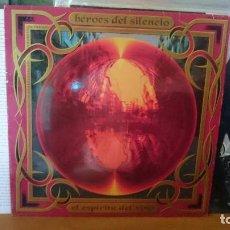 Discos de vinilo: HEROES DEL SILENCIO -EL ESPIRITU DEL VINO,1993. Lote 97455183