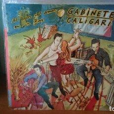 Discos de vinilo: GABINETE GALIGARI-AL CALOR DE UN AMOR EN UN BAR,,1986. Lote 97456343