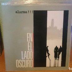 Discos de vinilo: ALARMA - EN EL LADO OSCURO -1985. Lote 97462771