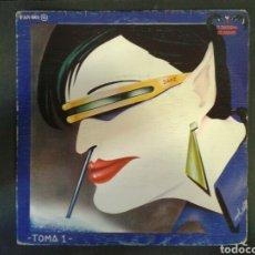 Discos de vinilo: DAKÉ. TOMA 1 / ES NORMAL. SINGLE. EL FANTASMA DEL PARAISO. 1983.. Lote 97485343