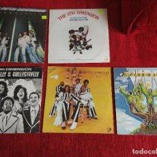 Discos de vinilo: THE FITH DIMENSIÓN, 5 LPS. EDIC. INGLESA. Lote 97502499