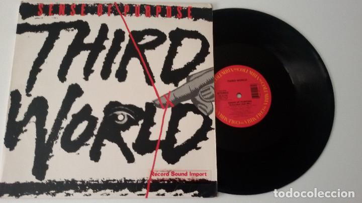 THIRD WORLD - SENSE OF PURPOSE (Música - Discos de Vinilo - Maxi Singles - Funk, Soul y Black Music)