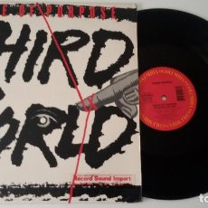 Discos de vinilo: THIRD WORLD - SENSE OF PURPOSE . Lote 97524479