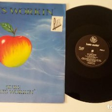 Discos de vinilo: BEATS WORKIN' - SURE BEATS WORKIN' . Lote 97524995