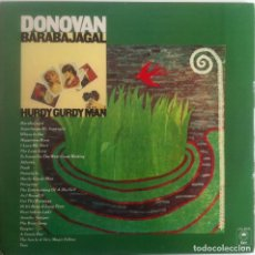 Discos de vinilo: BARABAJABAL/HURDY GURDY MAN - DONOVAN - 2 LP EPIC/CBS 1975 EDICIÓN ESPAÑOLA. Lote 97534383