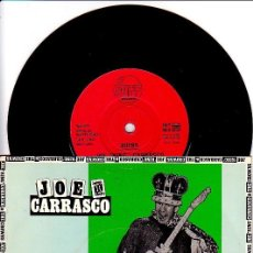 Discos de vinilo: JOE KING CARRASCO - BUENA. SINGLE UK 1980. GIRA STIFF.. Lote 97537679