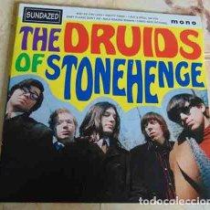 Disques de vinyle: THE DRUIDS OF STONEHENGE – THE DRUIDS OF STONEHENGE - DOBLE EP SUNDAZED RECORDS. Lote 97539311