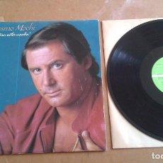 Discos de vinilo: JUAN ERASMO MOCHI SI LA INVITARA ESTA NOCHE. Lote 97555775