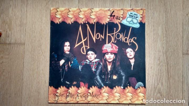 4 non blondes singles