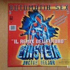Disques de vinyle: AUTOMATIK SEX.. Lote 97558555