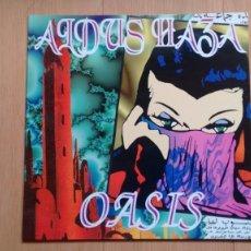 Disques de vinyle: ALDUS HAZA. OASIS. Lote 97561907